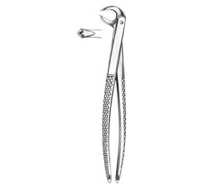 Extracting Forcep Children's Pattern