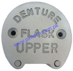 UPPER DENTURE FLASK SILVER