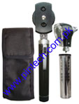 Ophthalmoscope+Otoscope Set