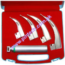 Fiber Optic Macintosh Laryngoscopes
